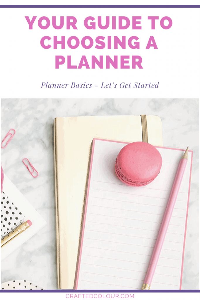 your guide to choosing a planner