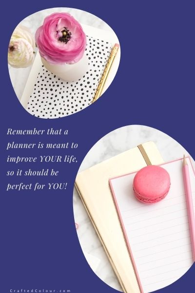 Your guide to choosing your perfect planner